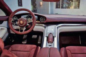 Porsche Panamera Sport Turismo Interni