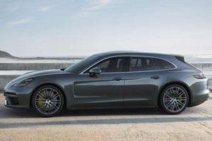 Porsche Panamera Sport Turismo Lato